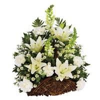 basket arrangements basket arrangements burlington flowers florist flowershops