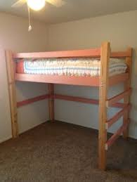 How To Make A Loft Bed With Desk Underneath by Free Diy Full Size Loft Bed Plans Awesome Woodworking Ideas How To