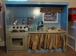 famous diy play kitchen