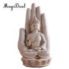 Home Decor Buddha Statue by Online Get Cheap Sculpture Figurines Aliexpress Com Alibaba Group