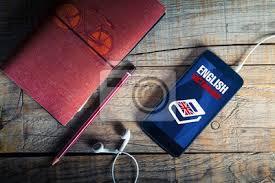 bureau dictionnaire application de dictionnaire anglais dans un téléphone mobile