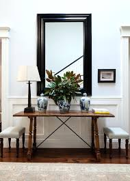 foyer accent table contemporary entry foyer tables spurinteractive com