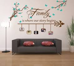 wall art design ideas minimalist house decorations family wall