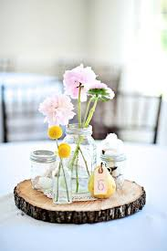 12 country wedding wood centerpieces u2013 unique u0026 cheap spring theme