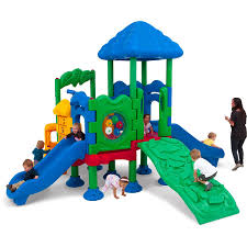 Playground Flooring Lowes by Shop Plastic Playsets At Lowes Com