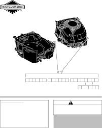 briggs u0026 stratton lawn mower 120000 user guide manualsonline com