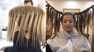 haircut and color transformation 2017 must see this crazy