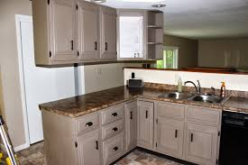 repainting kitchen cabinets before and after chalk painting kitchen cabinets captainwalt com