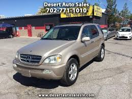 used mercedes suv for sale and used mercedes ml for sale in las vegas nv u s