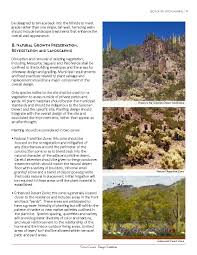 native plant salvage crown canyon design guidelines