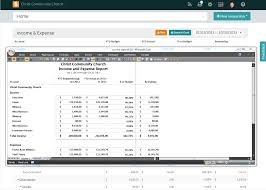 Quick Spreadsheet Complete List Of Features Church360 Ledger Church Finance Software