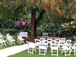 wedding backdrop hire brisbane city botanic gardens weddings