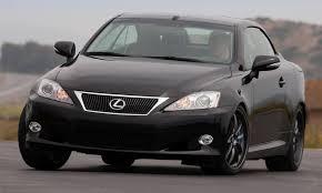 lexus is250 f sport motor road test review 2014 lexus is250 f sport convertible is