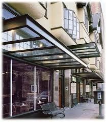 Glass Awning Design 27 Best Canopy Design Images On Pinterest Canopies Architecture