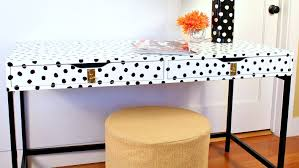 Ikea Dining Table Hacks Mark Montano Ikea Hack Kate Spade Desk Diy