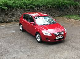 kia ceed ls 1 6 crdi diesel 2007 57 manual new mot alloys 15 wk
