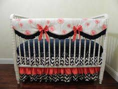 Dahlia Nursery Bedding Set The Peanut Shell Dahlia Crib Bedding Collection Josie