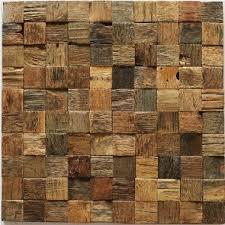 rustic kitchen backsplash tile wood mosaic tile rustic wood wall tiles nwmt002 kitchen