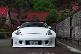 fairlady z white star struck the star dast fairlady z stancenation form
