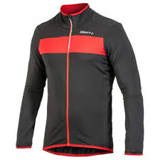 thermal cycling jacket craft move thermal cycling jacket men black red online order find