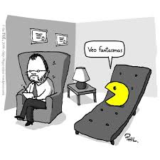 Pacman Meme - veo fantasmas pacman necesita un consejo humor pinterest