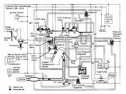 240sx eccs wiring diagram 1992 nissan 240sx wiring diagram