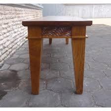 palm leaf bench at elementfinefurniture com hand made solid wood