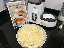 recettes cuisine plus monsieur cuisine version plus le compte à rebours de chacha