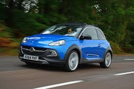 vauxhall adam vauxhall adam rocks air review auto express