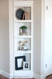 How To Build A Corner Bookcase How To Make A Corner Bookcase Inside Corner Bookcase Plans