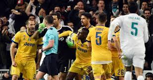 imagenes del real madrid juventus madrid elimina a juventus con polémica decisión del árbitro