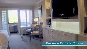 premier double queen guest room ocean edge resort u0026 golf club