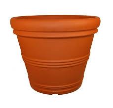 large terracotta pots amazon com