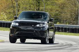 land rover evoque black wallpaper 2015 land rover range rover sport svr review automobile magazine