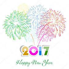 fuochi d artificio clipart disegno felice nuovo anno fuochi d artificio 2017 vacanza sfondo