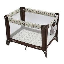 Toddler Folding Bed Choosing The Best Portable Crib 2017 Travel Crib Reviews