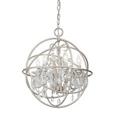 Kichler Lighting Lights Kichler Lighting Collection 8 Light Sterling Gold Foyer