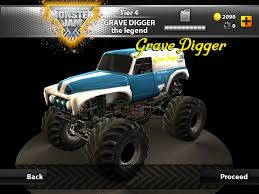 grave digger the legend monster truck about