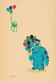 sulley mike university uniform scare monsters