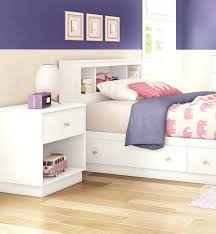 twin captains bed with bookcase headboard bed with bookcase headboard litchi twin single cvid