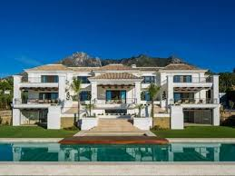 Architecture Luxury Mansions House Plans With Greenland Marbella Luxury Homes And Villas For Sale Prestigious