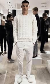 all white casual primer