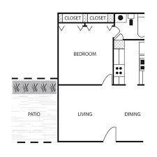 closet floor plans 1 2 and 3 bedroom floor plans tanglewood apartments