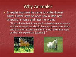 animal farm presentation english literature sliderbase