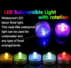 color changing submersible led lights lights led