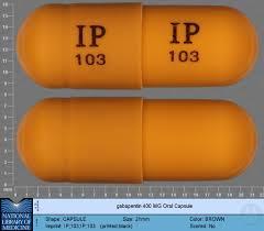 gabapentin for migraines materials