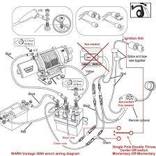 12 volt winch wiring diagram dolgular com