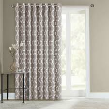 design curtains interesting grey sliding glass door curtains transparent laminated