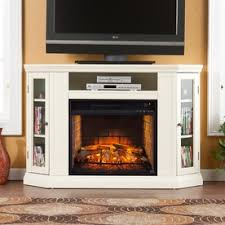 Electric Corner Fireplace Shop Electric Fireplaces At Lowes