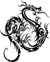 of japanese and chinese tribal dragon tattoos cool tattoo dragon